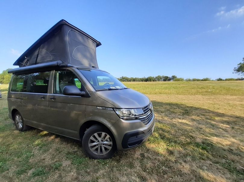 van vw california T6.1 Coast de chez Road2Nowhere